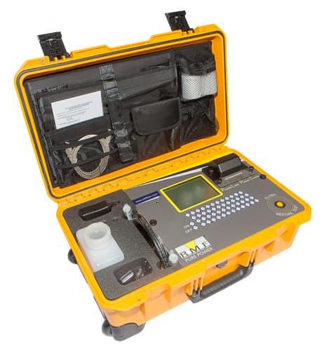 Portable Laser Portable Counter